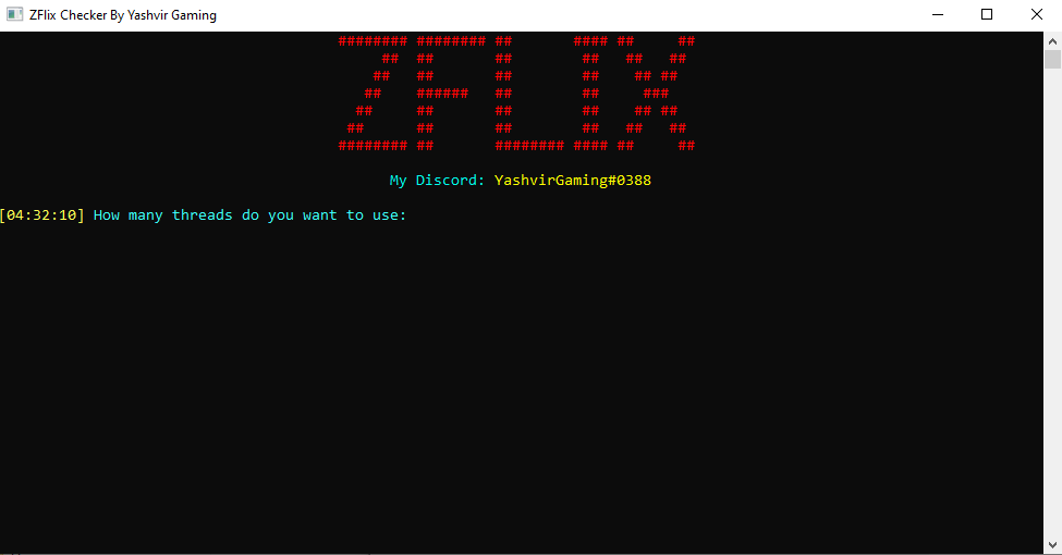 ZFLIX - NETFLIX ACCOUNT CHECKER + CAPTURE